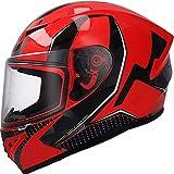 Shiro Casco Integral SH-870 GO Rojo