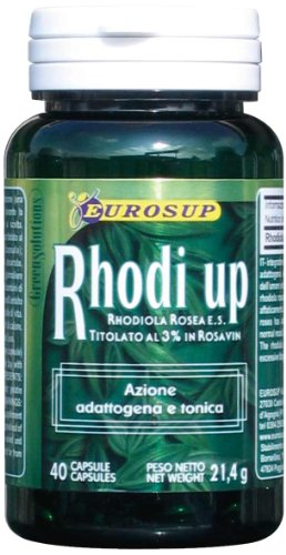 EUROSUP, Rhodi Up 40 Compresse 20gr