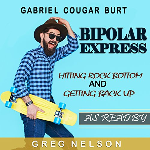 The Bipolar Express audiobook cover art