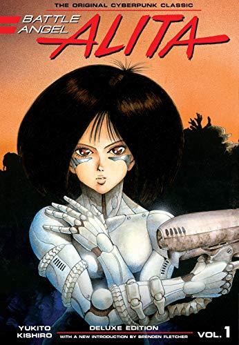 Battle Angel Alita Deluxe 1 (Contains Vol. 1-2)
