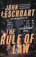 The Rule of Law: A Novel (18) (Dismas Hardy)
