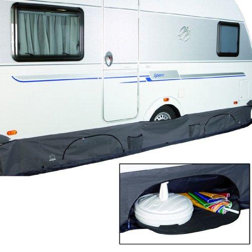 Gris Bo-Camp 4117740/BC Caravan Draught-Strip Deluxe