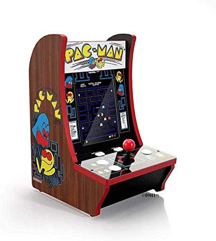 Arcade 1Up Pacman 40TH Anniversary COUNTERCADE 4 Games in 1 product image