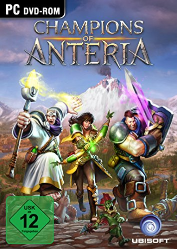Champions of Anteria - [PC]