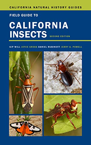 Field Guide to California Insects: Second Edition (Volume 111) (California Natural History Guides)