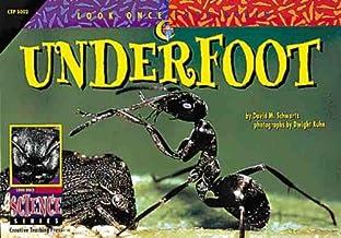 Underfoot (Look Once, Look Again Science Series)