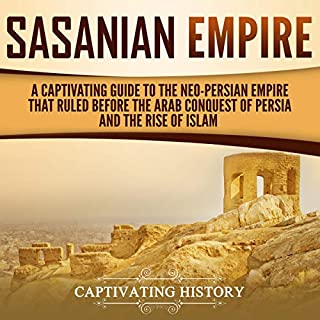 Sasanian Empire audiobook cover art