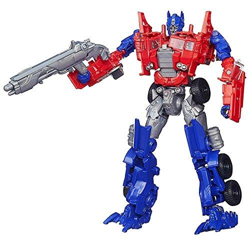 Transformers Age of Extinction Voyager Class Evasion Mode Optimus Prime Figurine (interrompu par Le Fabricant)