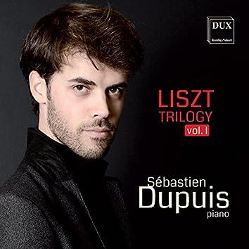 Liszt Trilogy, Vol. 1