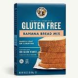 King Arthur Flour Gluten Free Banana Bread Mix 16 oz (Pack of 3)