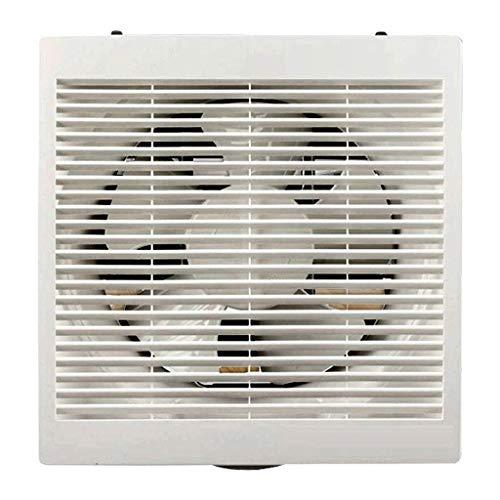 Sgfccyl ventilator, geluidsarm, voor afzuigkap, voor kantoor, keuken, slaapkamer, ramen, ventilator