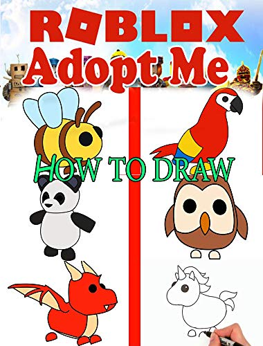 Roblox Adopt Me Home Page How To Draw Roblox Adopt Me Characters Step By Step Drawings For