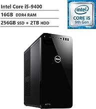 2019 Dell Flagship XPS 8930 Tower Desktop, Intel Core i5-9400 2.90GHz, GeForce GTX 1660 6GB GDDR5, 16GB RAM, 256GB SSD + 2TB HDD, 802.11ac + Bluetooth, HDMI, DisplayPort, VGA, Win10