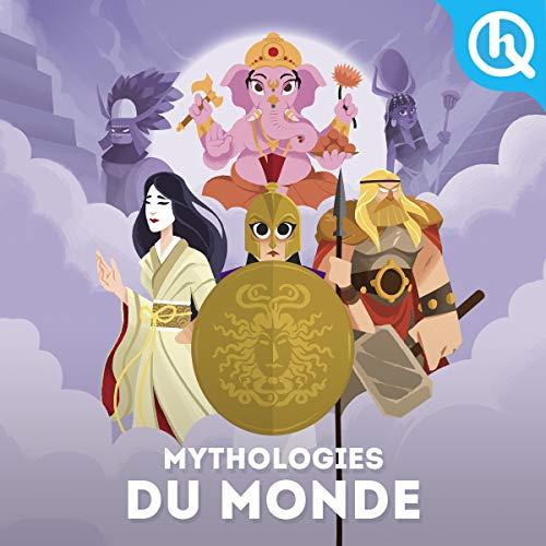 Couverture de Mythologies du monde