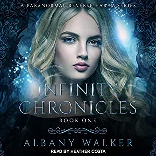 Infinity Chronicles, Book 1 audiobook cover art