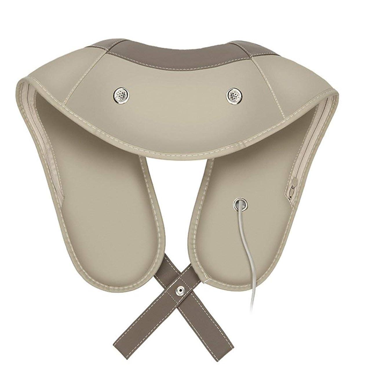 設計スカートまっすぐ多機能マッサージショール家庭用電気混練肩首頚椎理学療法機器