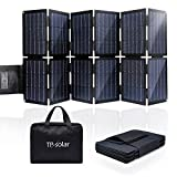 TP-solar 100W Foldable Solar Panel Charger Kit for Portable Generator Power Station Smartphones...