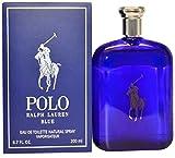 Ralph Lauren, Agua de perfume para hombres - 200 ml.