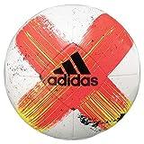 adidas(アディダス) 中学生以上 5号球 アディダスキャピターノ ホワイト AF5879W
