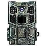 Victure HC600 Wildkamera mit Bewegungsmelder Nachtsicht,Camouflage,20MP -