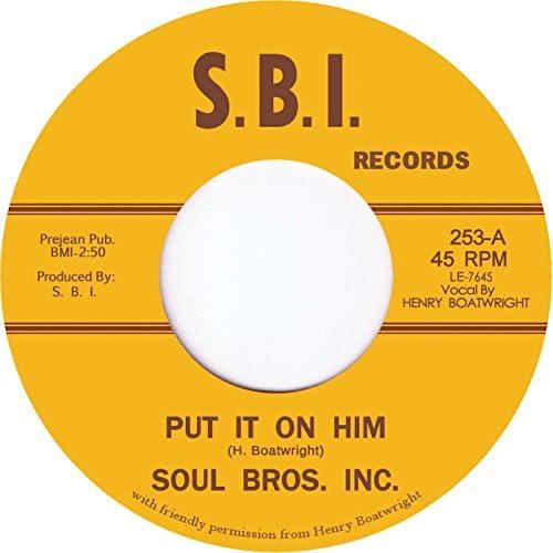 Soul Brothers Inc.