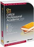 【旧商品】Microsoft Office Professional 2010 アカデミック [パッケージ]