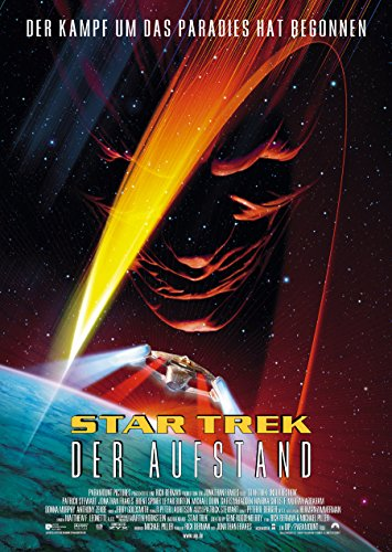 Star Trek IX - Der Aufstand - Insurrection (1998) | original Filmplakat, Poster [Din A1, 59 x 84 cm]