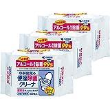 【まとめ買い】小林製薬の便座除菌クリーナ 流せるシート 詰め替え用 アルコール除菌 トイレ掃除に 50枚×3個