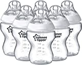 Tommee Tippee 422560 - Biberón, 260 ml (pack de 6)