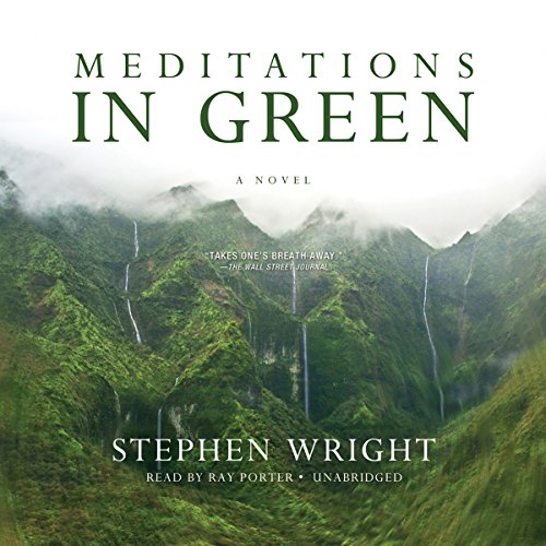 Meditations in Green audiobook cover art