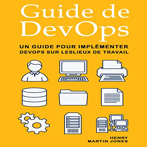 Guide de DevOps [DevOps Guide] audiobook cover art