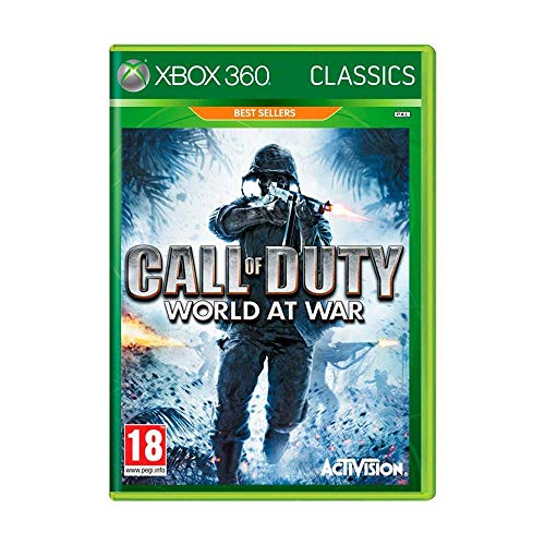 Activision Call of Duty 5 - Juego (Xbox 360, Acción, M (Maduro))