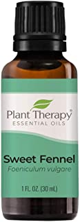 Plant Therapy Fennel (sweet) Essential Oil. 100% Pure, Undiluted, Therapeutic Grade. 30 ml (1 oz).