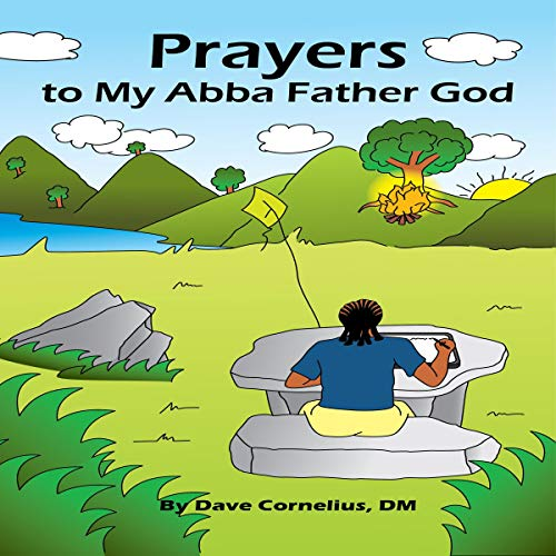 Prayers to My Abba Father God audiobook cover art