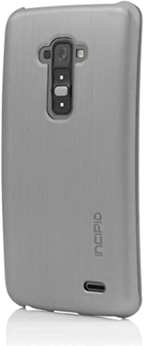 new arrival Incipio online Feather Shine Case for LG G Flex - Retail Packaging - sale Silver online sale