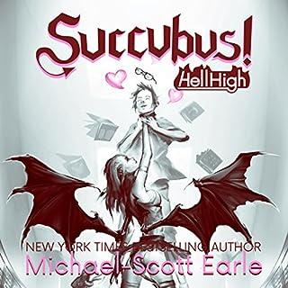 Succubus! audiobook cover art