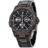 Best Swiss Watches For Men - Victorinox Men's 'Night Vision' Swiss Quartz Titanium Review