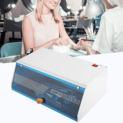 JIBO Professional Beauty Disinfector Macchina - Sterilizzatore UV Gabinetto Sterilizzazione di Sicurezza - Luce Ultravioletta Disinfezione Dispositivo Salon Tatuaggio