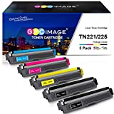 GPC Image Compatible Toner Cartridge Replacement for Brother...