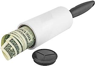 Southern Homewares Lint Roller Secret Hidden Diversion Safe Money Jewelry Storage Home Security, Black