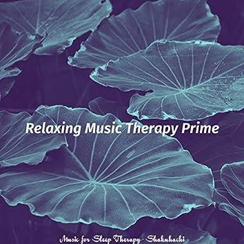 Music for Sleep Therapy - Shakuhachi
