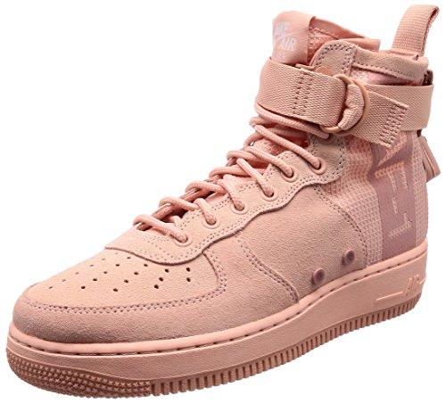 Nike SF Af1 Mid Suede, Zapatillas de Gimnasia Hombre, Rosa (Coral Stardust/Red Stardust 600), 48.5 EU