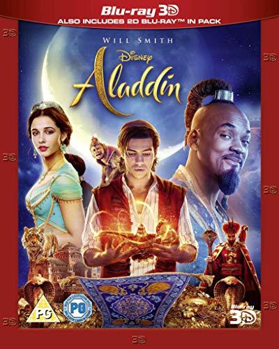 Aladdin Live Action (2 Blu-Ray) [Edizione: Regno Unito]