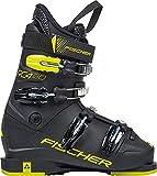Fischer Kinder RC4 60 JR Skischuhe schwarz 26.5