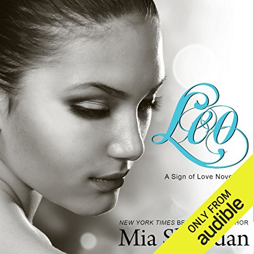 Leo audiobook cover art