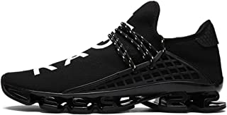 Femaroly Man Fashion Sports Casual Running Shoes Flying Woven Outdoor Athletic Sneakers Trail Trekking for Men and Boys