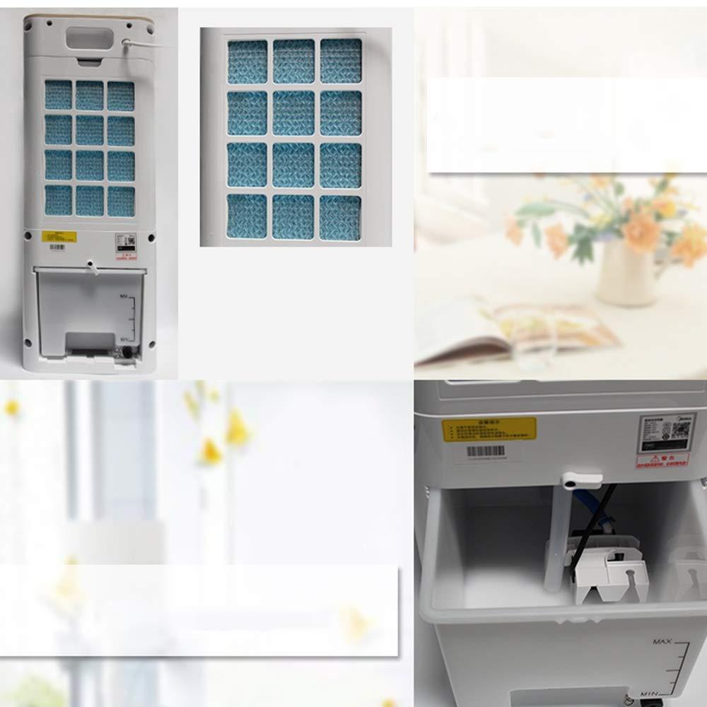 MAZHONG FANS Ventilador de refrigeración en frío Ventilador de aire acondicionado móvil pequeño Enfriamiento rápido en casa -65W: Amazon.es: Coche y moto