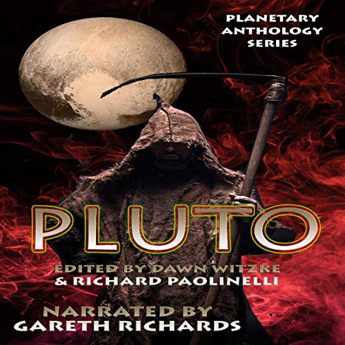 Planetary Anthology Series: Pluto cover art
