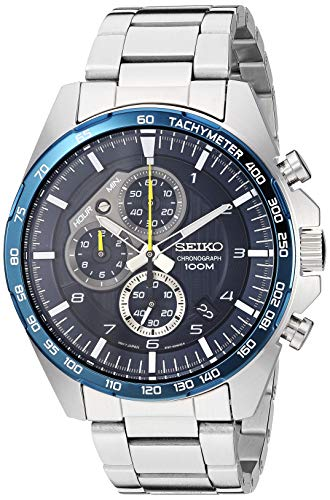 [category] Seiko Dress Watch (Model: SSB321)