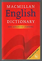 Macmillan English Dictionary with CD ROM: For Advanced Learners: British English